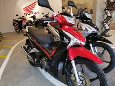 Honda merdeka offer dep0 r.m1 bayaran kedai