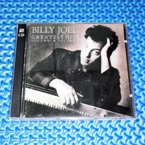 Billy Joel - Greatest Hits I & II S.Korea Press CD