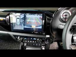 Toyota hilux revo 16-19 oem android car player