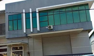 KRUBONG JAYA 1.5 sty Factory Warehouse (8400 sf)-With Rental Income