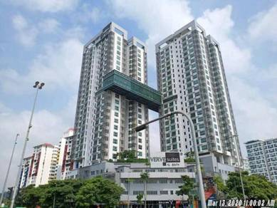 Verve Suites Service Apartment in Mont Kiara, Kuala Lumpur