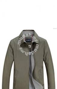 Winter jacket thin middle-aged