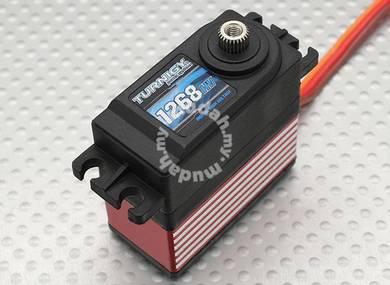 Turnigy 1268HV Digital HV Titanium Gear Servo 57g/