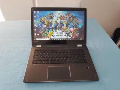 Lenovo Flex 4 2-in-1 Laptop (i7-7500U, 512GB SSD,