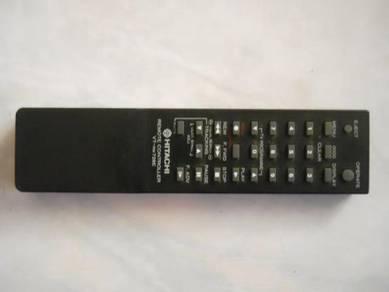HITACHI VT-RM728E remote control
