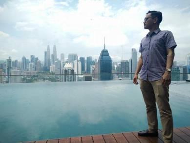 Homestay with Infiniti Pool View 360 Kuala Lumpur