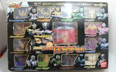 Kamen Rider Ryuki 13 V Buckle Dx