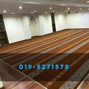 Imported mosque carpet turkey karpet masjid