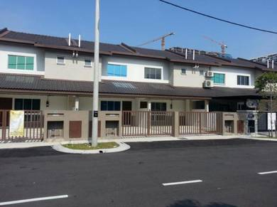 Other color dark blue tinted yard rumah TUY80%