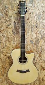 Taylor 40inch 4050 acoustic guitar with fishman EQ