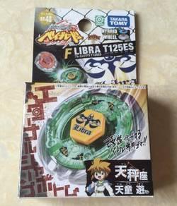 Takara Tomy Beyblade Bb-48 Booster Flame Libra T12