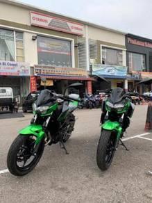 Kawasaki Z250 Z 250 SE ABS 2020 Ready Stock Offer