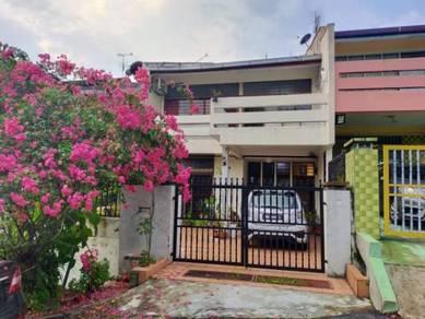 Seremban Town Area Templer Taman Kotamas 2.5 storey full Extend