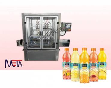 Automatic nozzle Liquid Filling Machine