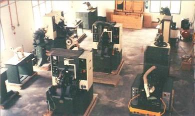 Shoe Part Machine Full Range all Mesin Kasut Jahit