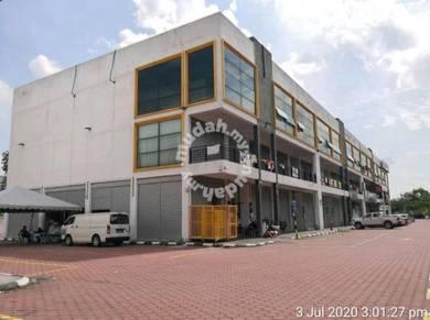 Terrace Factory in Pusat Perniagaan Heliconia Auto City Rawang