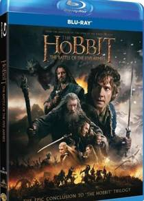 Blu-ray Movie The Hobbit:The Battle Of The Five
