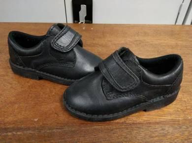 Vintage johnson kids shoe kasut