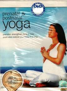 DVD Prenatal & Postnatal Yoga