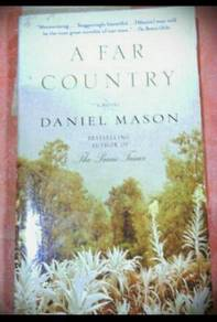 A Far Country by Daniel Mason Novel Teenage girls