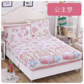 Cute Cartoon Bedsheet Set (11) 18634-11