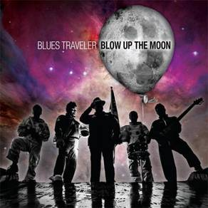 Blues Traveler Blow Up the Moon LP