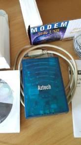 Aztech 56K USB modem