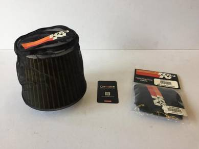 K&N Open Pod Air Filter Cover K&N Dry Chargers