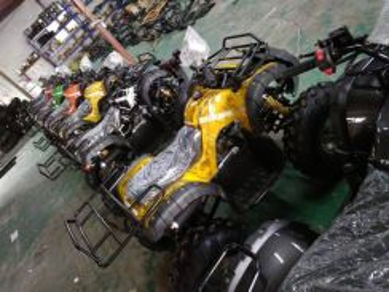 ATV 125cc ff NEW motor 2018