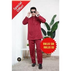 Baju Melayu Al Fatah (Harga Offer Aidilfitri 2019)