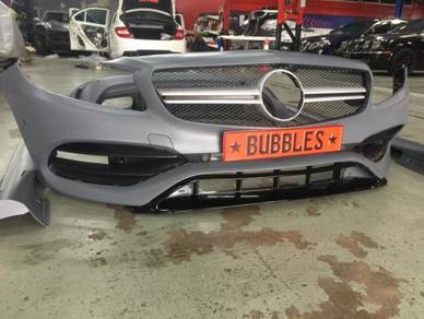 Mercedes w176 a45 facelift front bumper only