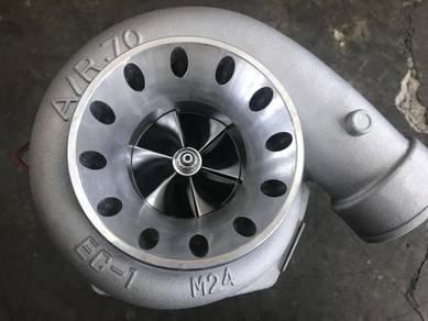AR70 Gt35 .63 turbo charger T3 FLANGE BILLET WHEEL