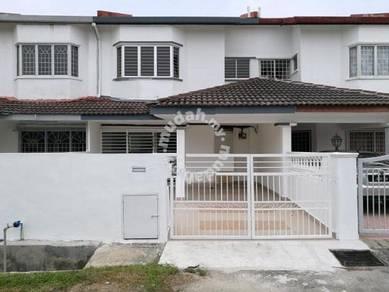 Renovated Repaired Double Storey Terrace Bandar Baru Kundang