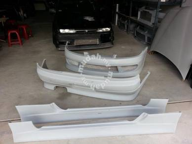 Bodykit vertex for Nissan Silvia s15