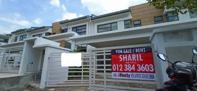[new unit] 2 storey house abadi heights puchong