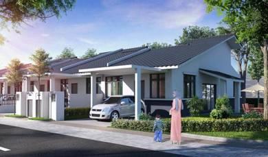 Direct PEMAJU 10% OFF FULL Loan 20x64 Jln Kebun Shah Alam Kg Lombong