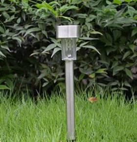 Solar Garden Light Lawn Lamp Led