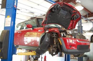 Mini engine rebuild and repair service