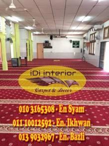 Carpet Karpet Surau Masjid (iDI CARPET) 145