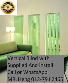 Vertical Blind Install For Your Factory Window 234