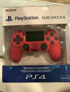 PS4 Controller/Joystick (Red)
