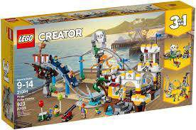 LEGO Creator 3in1 31084 Pirate Roller Coaster