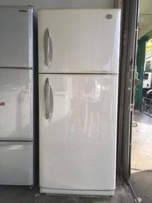 LG Big Freezer Peti Ice Refrigerator Fridge 2 Door