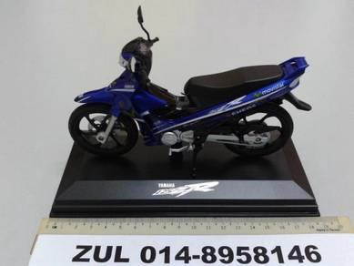 Replika Model Diecast Yamaha 125z 125zr Movistar