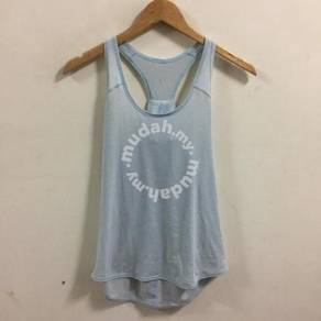 Lulu lemon Tank Shirt Size S lite blue