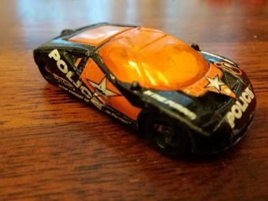 Ford GT-90 Police 1997 Mattel Hot Wheels Hotwheels