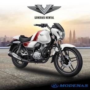 Modenas V15 Cafe Race Loan Kedai