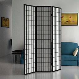 Portable partation divider room
