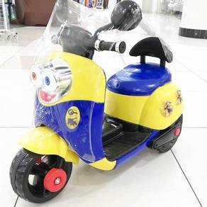 Scooter Minion For Kids