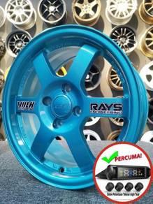 Promosi New Sport Rim TE37 15
